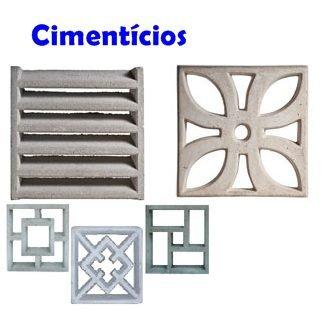 elmentos vazados de cimento